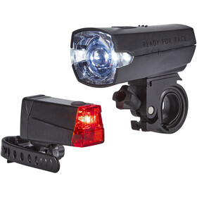Cube RFR Tour 12 Kit d'éclairages LED, matt black